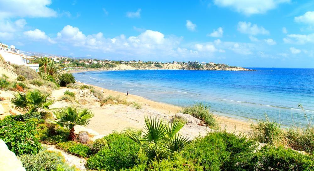 Kueste von Zypern