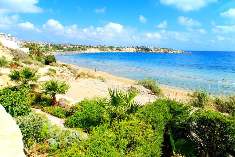 Kueste-zypern