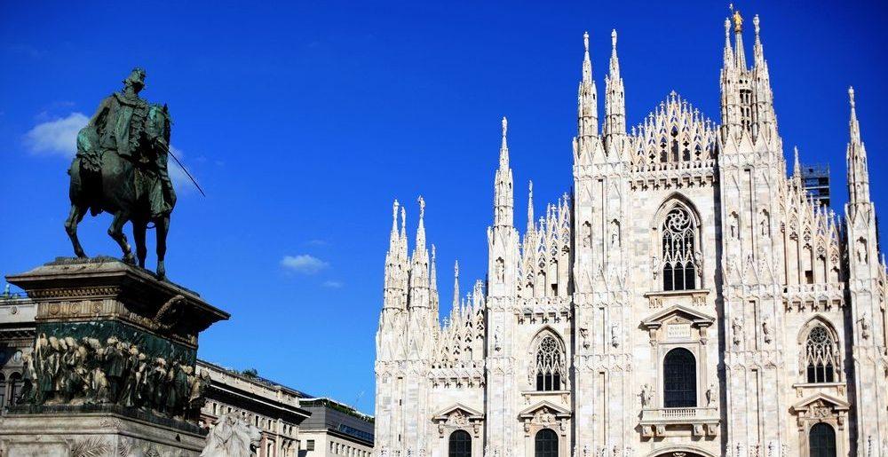 Mailaender Dom in Italien