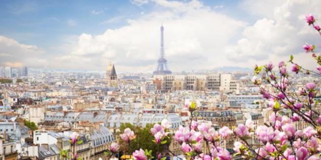 Vive la France! Das ist typisch Frankreich