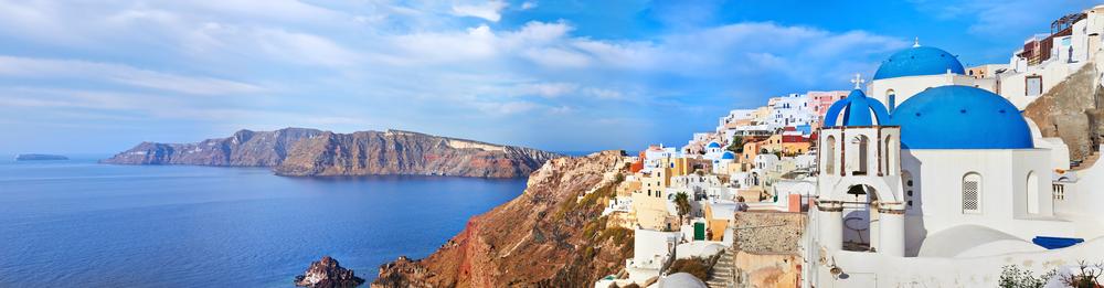 Santorin-Griechenland