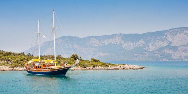 Die 10 schönsten Strände in der Türkei
