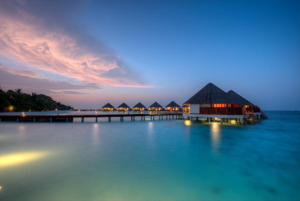 sonnenuntergang_Malediven