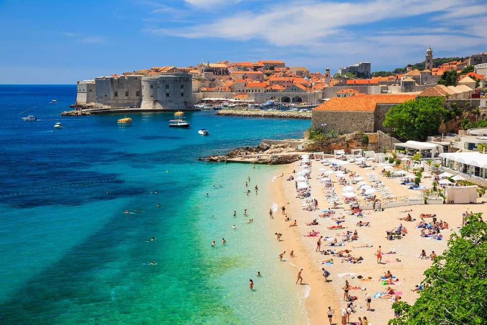 Dubrovnik-Strand