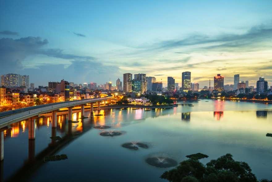 Hanoi-Skyline