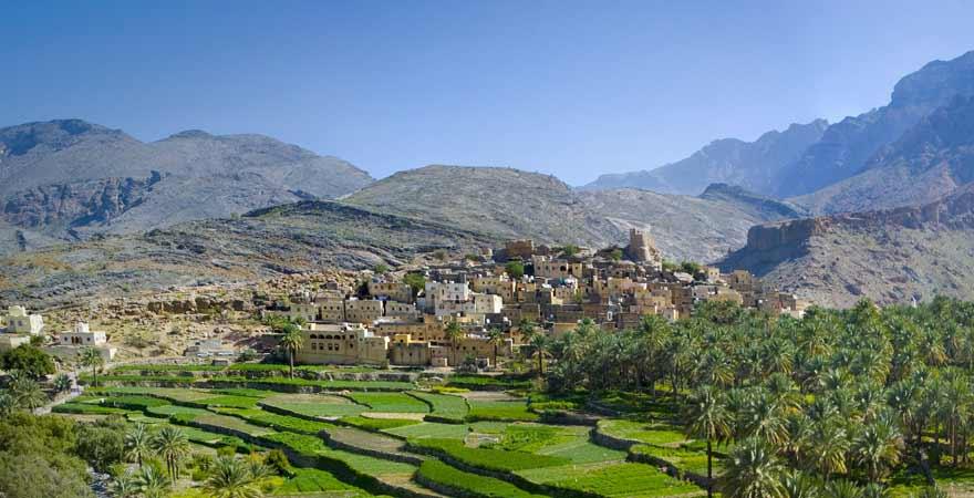 Hisn Tamah in Bahla im Oman