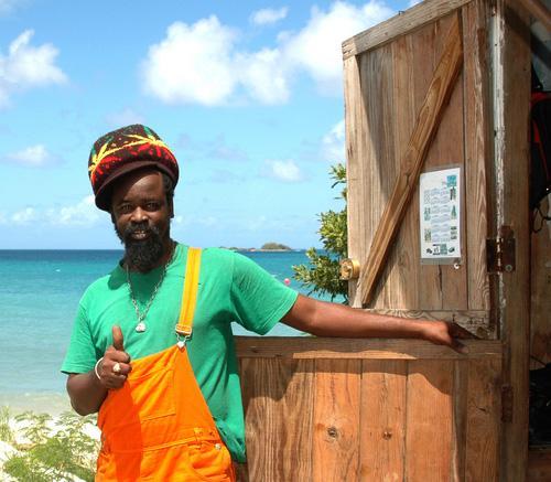 Jamaika-Mann