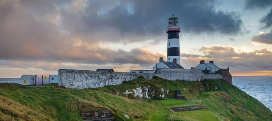 Old head golf links in irland