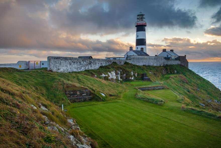 Old head golf links irland