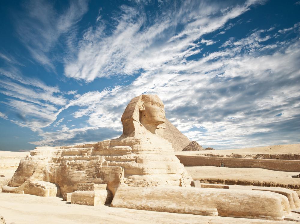 gizeh-ägypten
