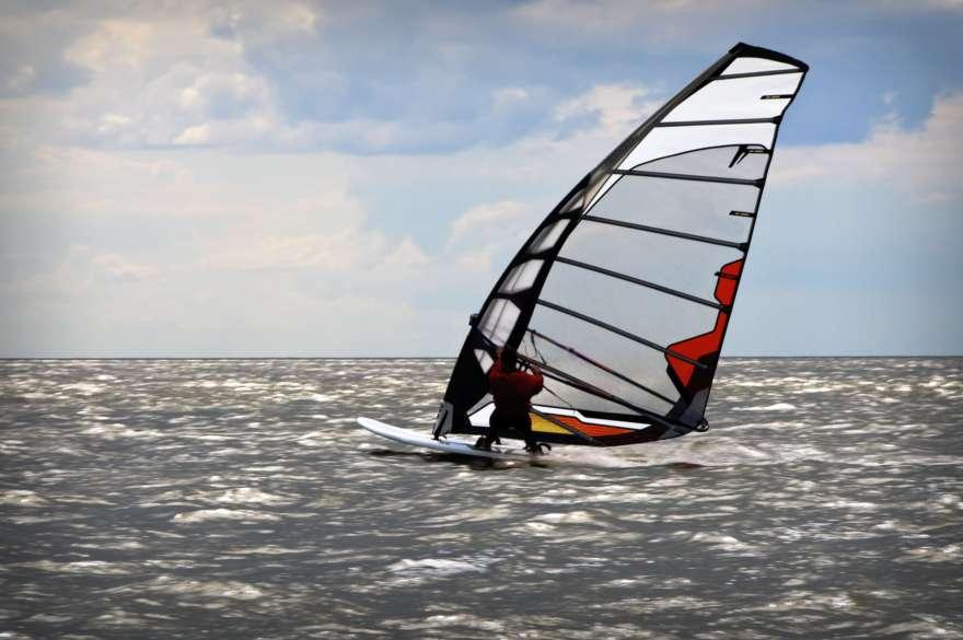 windsurfer-ostsee