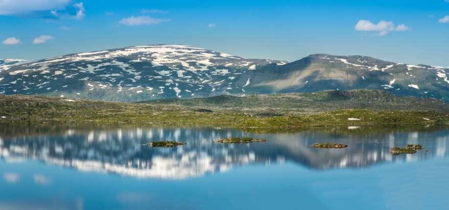 Abisko-Schweden