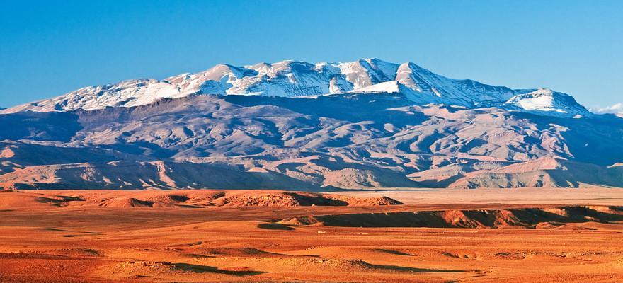 Das Atlasgebirge
