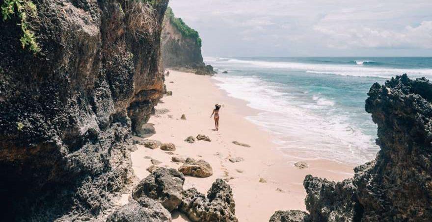 Uluwatu auf Bali