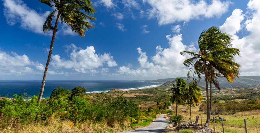 Cherry Tree Hill auf Barbados