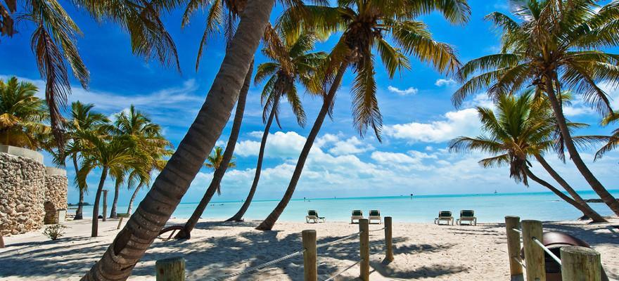 Der Stranc von Key West