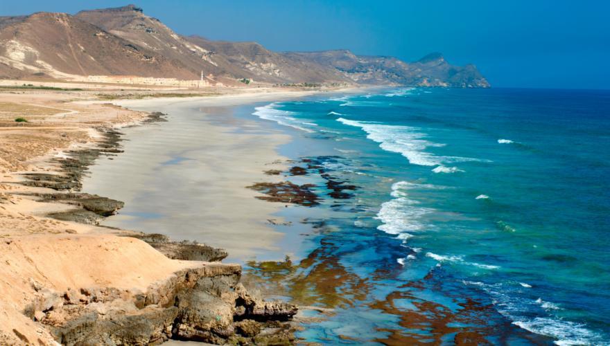 Tauchgebiet Salalah im Oman