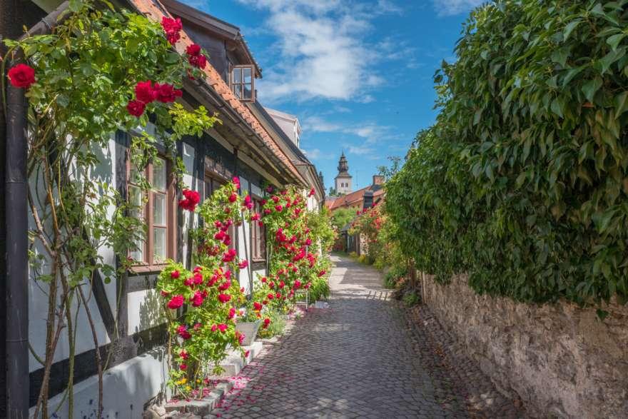 Visby-Schweden