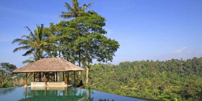 Das Runde muss ins Eckige: Die schönsten Orte weltweit, um im Pool zu entspannen