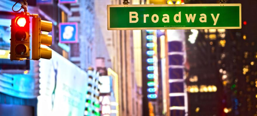 Broadway New York.