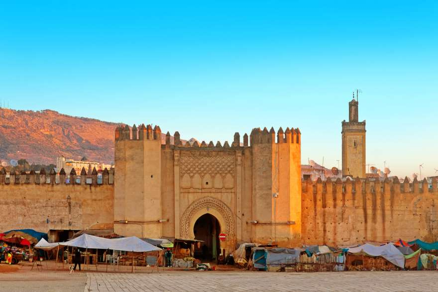 Fes-Medina-Marokko