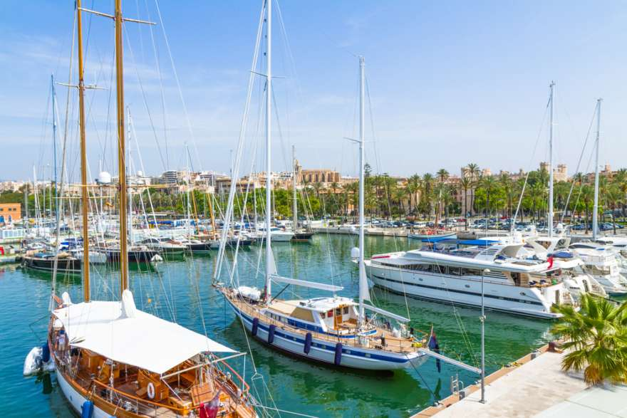 Hafen-Palma
