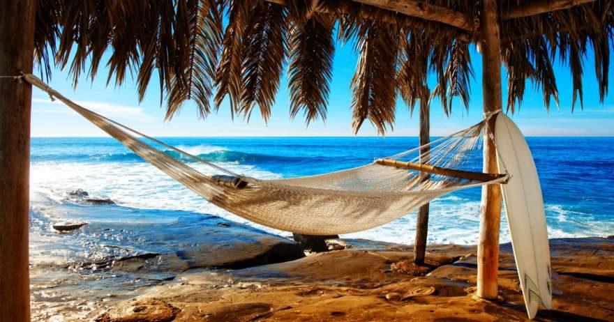 Hawaii-Hängematte