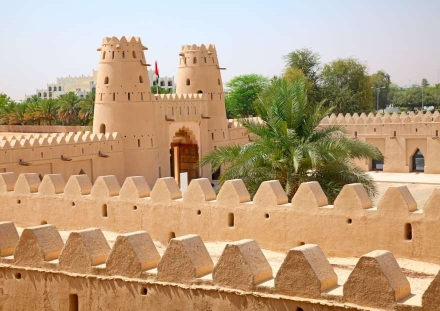 Jahili-Fort-Al-Ain