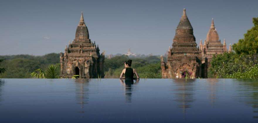 Kambodscha-Pool