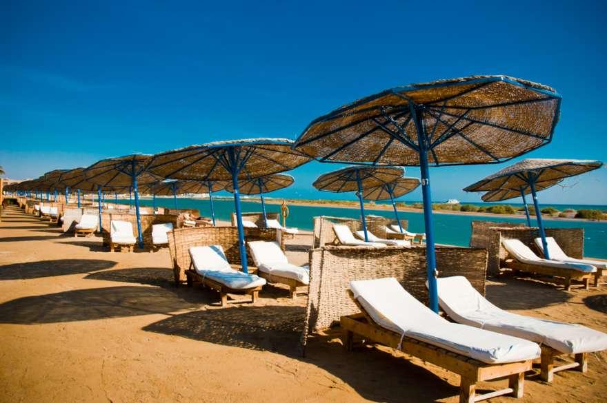 Liegen-Sharm-el-sheik