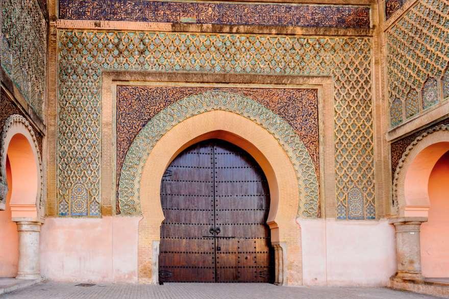 Meknes-Bab-Mansour