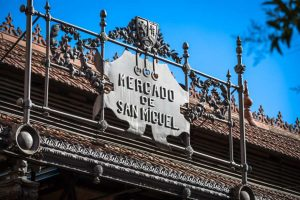 Mercado de San Miguel-Madrid