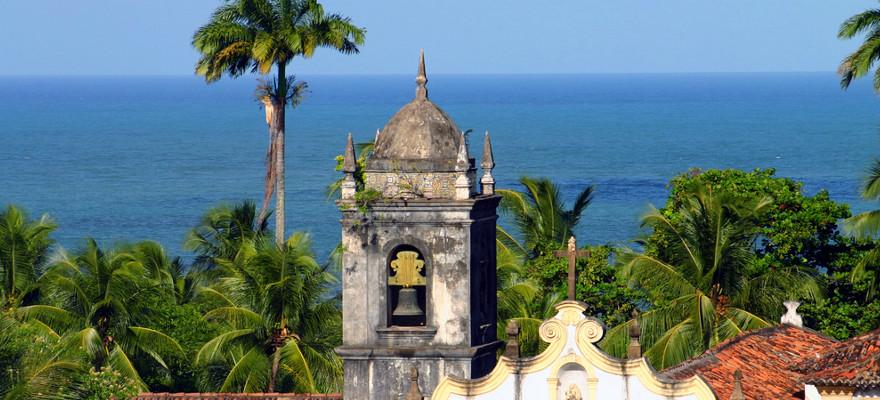 Die Stadt Recife in Braslien.