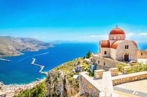 Inselhopping auf den Kykladen in Griechenland