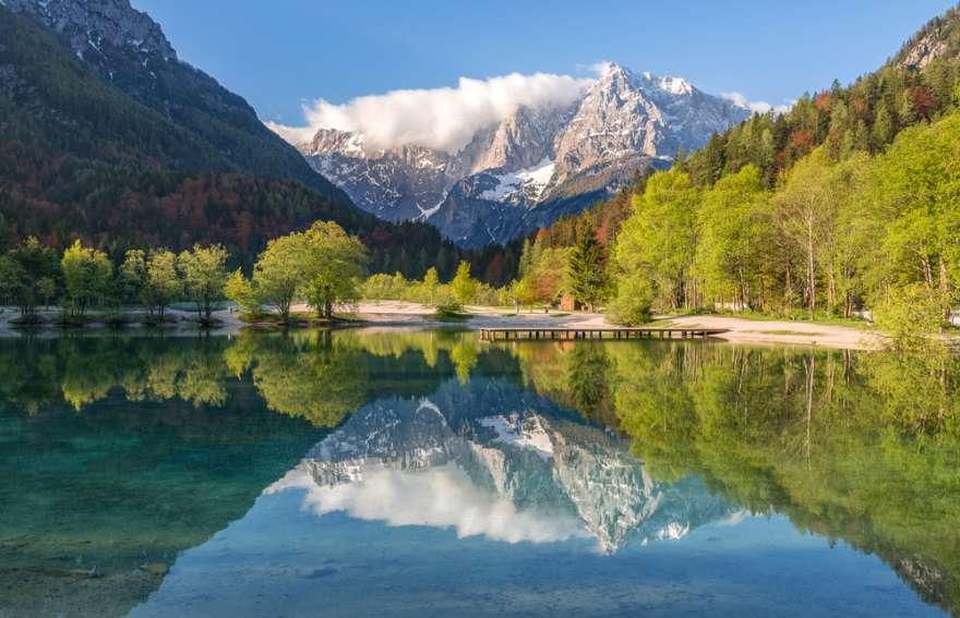 Alpen von Slowenien