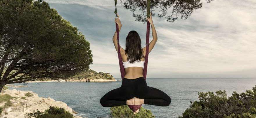 Spanien-Air-Yoga