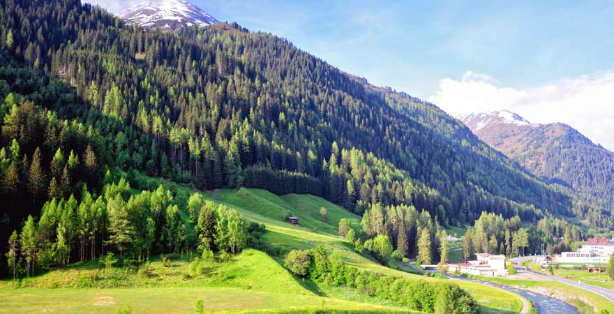 St Anton in Österreich