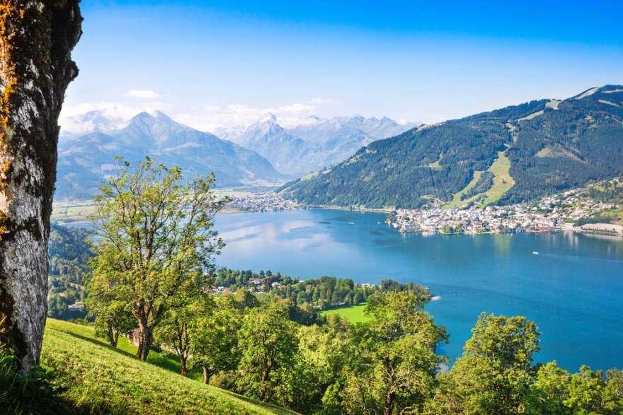 Tirol-Ausblick