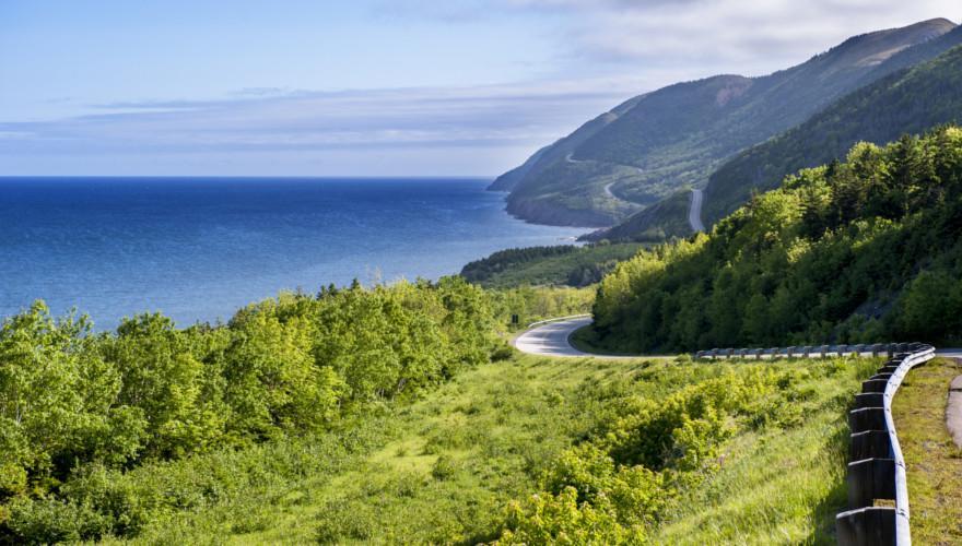 Die Coastal Highway.