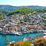 Kroatien.Pucisca-Brac