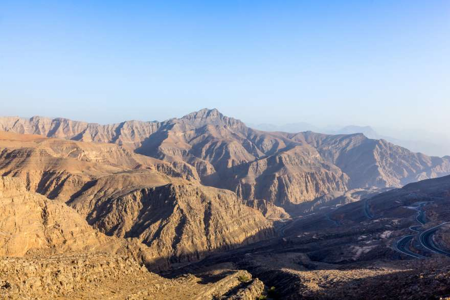 Ras-al-Khaimah-Gebirge