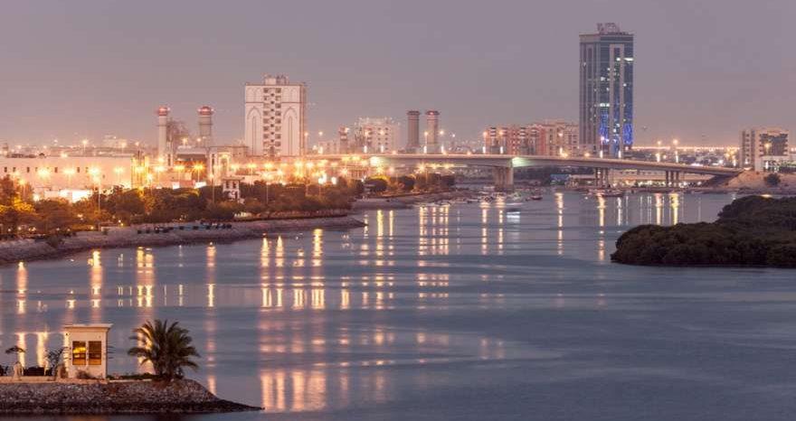 Ras-al-Khaimah-Stadt