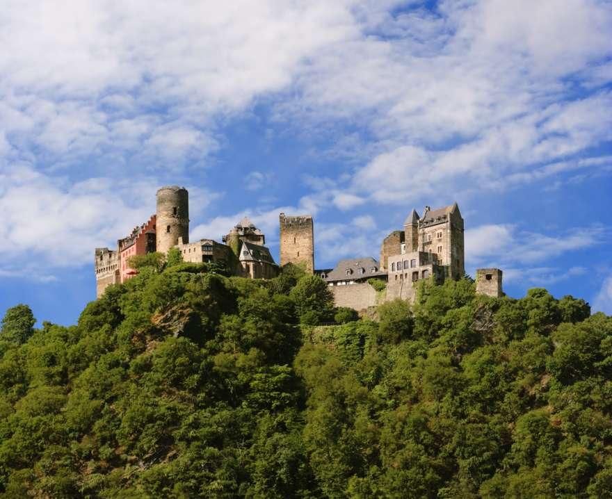 Oberwesel in Rheinland Pfalz