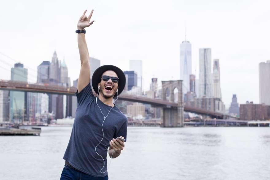 Single in New York
