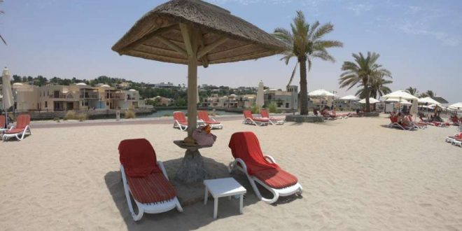 Erfahrungsbericht: The Cove Rotana Resort in Ras al Khaimah