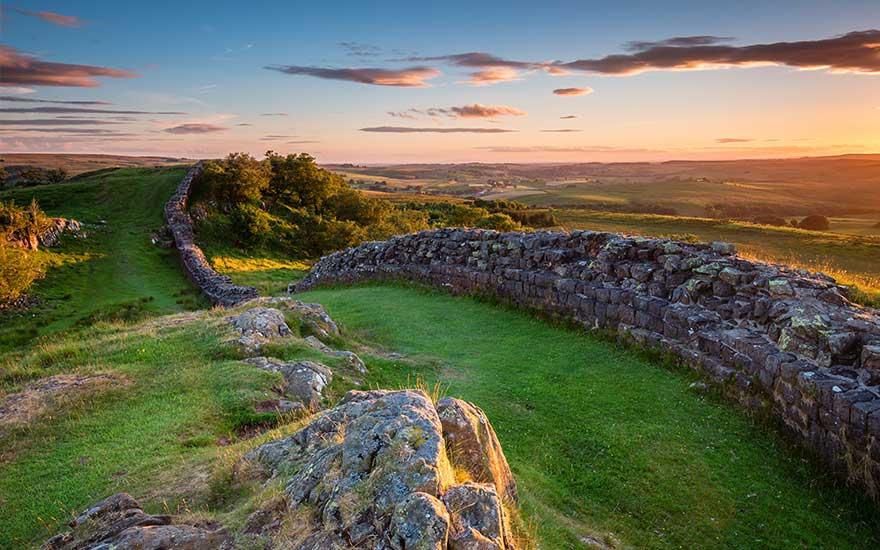 Northumberland in Nordengland