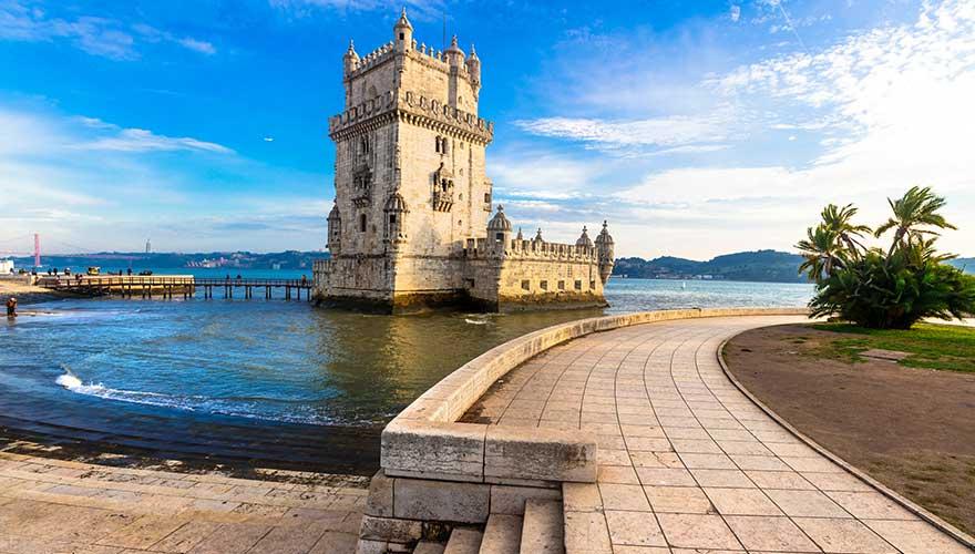 Belem, Stadtteil von Lissabon in Portugal