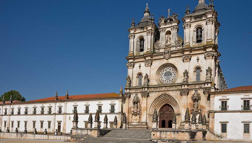 Kloster bei Alcobaca