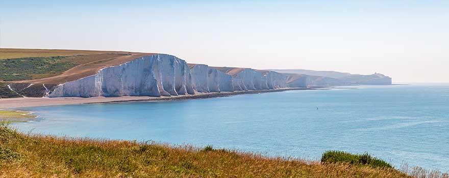 Das Land der drei Meere – Reisetipps für England