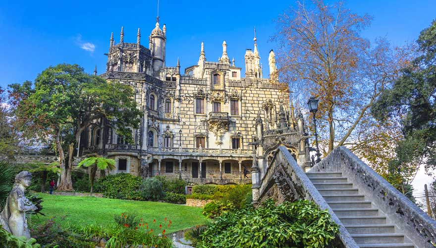 Palast in Sintra